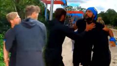 Survivor'da Yasin ile Yunus Emre kavgası