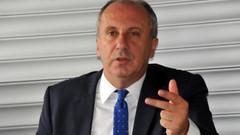 İnce'den bağış kampanyası başlatan Erdoğan'a sert tepki