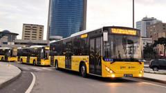 Pazartesi günü toplu ulaşım kullanımı yaklaşık 3 kat arttı