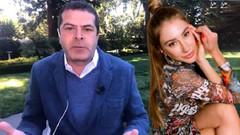 Cüneyt Özdemir'den Şeyma Subaşı'na: Ben Ibiza'ya gittiğimde sen lise 2'deydin