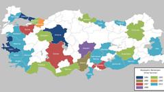 Giriş çıkışı yasaklanan 31 kente 5 şehir daha eklendi
