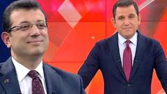 Ekrem İmamoğlu'ndan Fatih Portakal'a destek: Beni de çok eleştiriyor