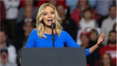 Beyaz Saray'a CNN'den yeni sözcü: Kayleigh McEnany
