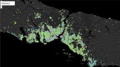 Koronavirüste İstanbul, Ankara, İzmir'de en riskli ilçeler