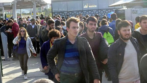 İstanbul Kitap Fuarı'na yoğun ilgi