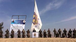 YPG'ye yardım için Afrin'e geçtiler! Kim bu Suriyeli Hristiyan Syriac Military Council (SMC)?