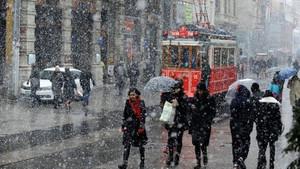 Meteoroloji'den İstanbul ve Ankara için yeni uyarı