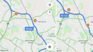 Google Haritalar'a radar cezasından kurtaran yeni özellik