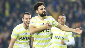 Fenerbahçe Yeni Malatyaspor'u yenerek umutlandı