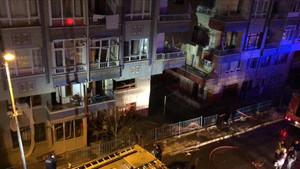 Son dakika: Ankara'da intihar girişimine müdahale sırasında patlama! Çok sayıda yaralı var