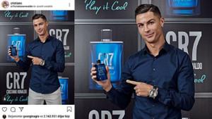 Cristiano Ronaldo'nun Instagram kazancı Juventus'taki maaşını geçti