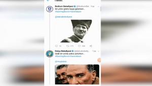 CHP'li belediyelerden tweet zinciri