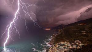 2019 Yılının Hava Olayları Fotoğrafları Yarışması'nda dereceye giren fotoğraflar