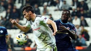 Beşiktaş: 2 Slovan Bratislava: 1 (Maç sonucu)