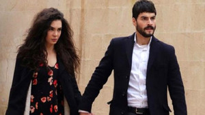 Ebru Şahin'in dizideki giyim tarzı sosyal medyada gündem oldu