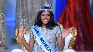Miss World 2019 birincisi Jamaika'lı Toni-Ann Singh oldu