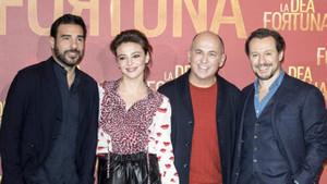 Ferzan Özpetek son filmi Şans Tanrıçası'nı tanıttı