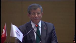 Davutoğlu: Şehir Üniversitesine kredileri ben değil Binali Yıldırım verdi