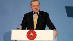 Erdoğan'a Mustafa Kemal yanıtı: Biri kağıda not yazsın önüne koysun