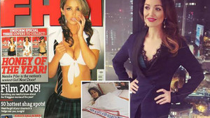 Erkek dergisine soyunmuştu: Ünlü spiker Natalie Paweleck'ten flaş açıklama