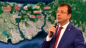 Ekrem İmamoğlu'na hangi haber kanalları sansür uyguladı?