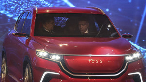Yerli otomobil tanıtımında Cumhurbaşkanı Erdoğan'ı kızdıran detay