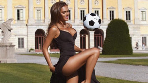 Ronaldo'yu ifşa eden Viktoria Odintcova: Neymar ve Hamilton da peşimde