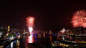2020'ye ilk giren Yeni Zelanda oldu: Yılbaşı kutlamaları canlı yayın