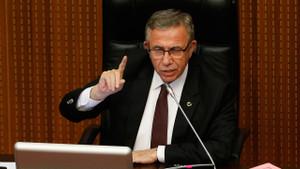 Mansur Yavaş'a artist diyen AKP'li üye ortalığı karıştırdı