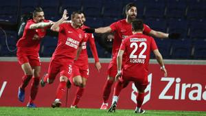 Ümraniyespor Trabzonspor'u da eledi