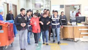 Şanlıurfa'da fuhuş operasyonu: 5 gözaltı