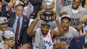 NBA Konferanslar Finali'nin adı: Warriors - Raptors