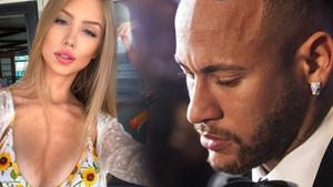 Neymar'ın tecavüz davasında flaş görüntüler