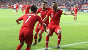 Son dakika: Mili Takım tarih yazdı! Türkiye 2-0 Fransa