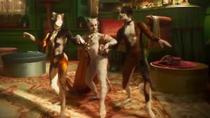 Taylor Swift'li Cats (Kediler) filminden ilk fragman