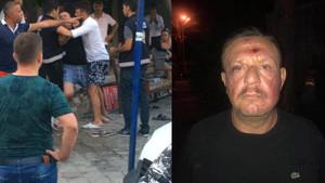Kavgaya karışan Denizlispor Başkanı Ali Çetin ve 2 oğlu gözaltında