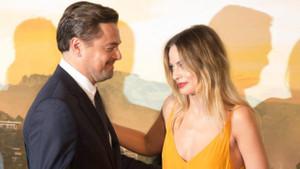 Leonardo DiCaprio: Margot Robbie aklımı başımdan aldı