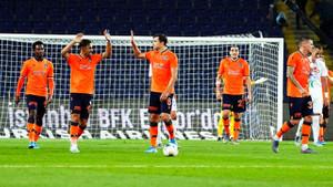 Başakşehir Çaykur Rizespor'u 5-0 yendi