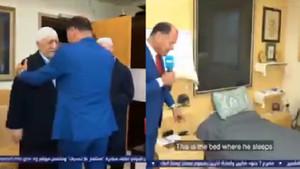 Mısır televizyonu FETÖ'nün ayağına gitti