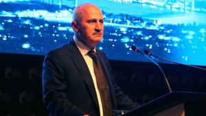 Bakan Turhan boğazdan geçen gemi sayısının azaldığını kabul etti