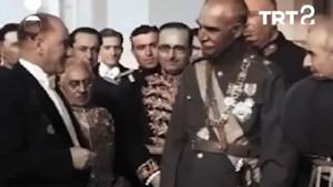 Bu kez yapay zeka kullanıldı: Atatürk'ün en net ses kaydının olduğu video