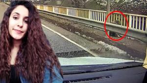 Kayıp Gülistan'ın olay günü köprüde görüntüsü çıktı