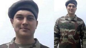 Çağatay Ulusoy asker oldu, kamuflaj giydi poz verdi
