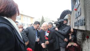 Kılıçdaroğlu: Hiç kimse Uğur Mumcu'nun açtığı yoldan yürüyüşümüzü engelleyemez