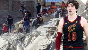 Cedi Osman'ın Elazığ depremi paylaşımı tepki çekti