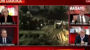 CNN Türk moderatörü konuğuna önce destek verdi sonra susturmaya çalıştı!