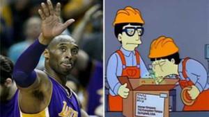 The Simpsons, Kobe Bryant'ın ölümünü bildi Çin virüsü kehaneti de çıktı