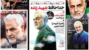 AKP medyasında Süleymani kavgası: İrancılıkla suçladılar