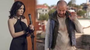 Çukur'da aşk bombası patladı! Rıza Kocaoğlu ve Hazal Subaşı böyle yakalandı