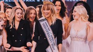 Almanya'daki güzellik yarışmasında bir ilk!